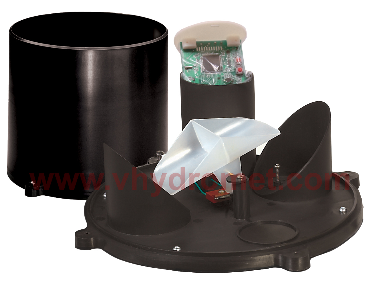 Rainfall Tipping Bucket Rain gauge